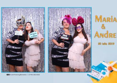 Cabina Foto Showtime - Magic Mirror -Nunta - Maria si Andrei - Restaurant Premier Ballroom Curtea de Arges - Event Factory (69)
