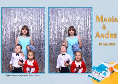Cabina Foto Showtime - Magic Mirror -Nunta - Maria si Andrei - Restaurant Premier Ballroom Curtea de Arges - Event Factory (73)