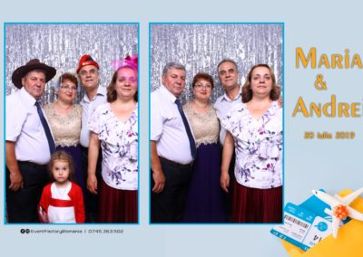 Cabina Foto Showtime - Magic Mirror -Nunta - Maria si Andrei - Restaurant Premier Ballroom Curtea de Arges - Event Factory (74)