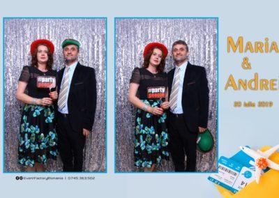 Cabina Foto Showtime - Magic Mirror -Nunta - Maria si Andrei - Restaurant Premier Ballroom Curtea de Arges - Event Factory (76)