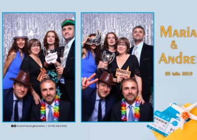Cabina Foto Showtime - Magic Mirror -Nunta - Maria si Andrei - Restaurant Premier Ballroom Curtea de Arges - Event Factory (78)