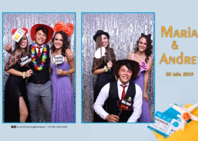 Cabina Foto Showtime - Magic Mirror -Nunta - Maria si Andrei - Restaurant Premier Ballroom Curtea de Arges - Event Factory (8)