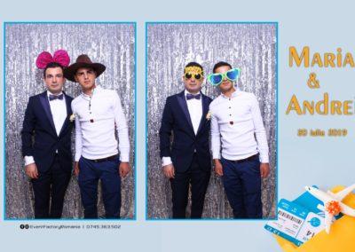 Cabina Foto Showtime - Magic Mirror -Nunta - Maria si Andrei - Restaurant Premier Ballroom Curtea de Arges - Event Factory (81)