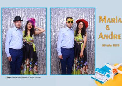 Cabina Foto Showtime - Magic Mirror -Nunta - Maria si Andrei - Restaurant Premier Ballroom Curtea de Arges - Event Factory (82)