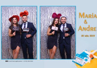 Cabina Foto Showtime - Magic Mirror -Nunta - Maria si Andrei - Restaurant Premier Ballroom Curtea de Arges - Event Factory (84)
