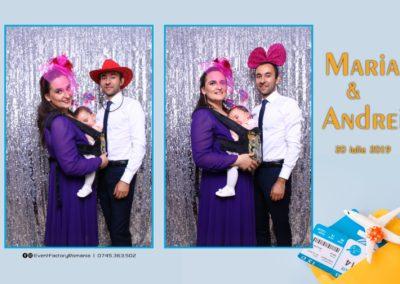 Cabina Foto Showtime - Magic Mirror -Nunta - Maria si Andrei - Restaurant Premier Ballroom Curtea de Arges - Event Factory (85)