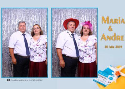 Cabina Foto Showtime - Magic Mirror -Nunta - Maria si Andrei - Restaurant Premier Ballroom Curtea de Arges - Event Factory (86)