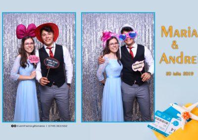 Cabina Foto Showtime - Magic Mirror -Nunta - Maria si Andrei - Restaurant Premier Ballroom Curtea de Arges - Event Factory (87)
