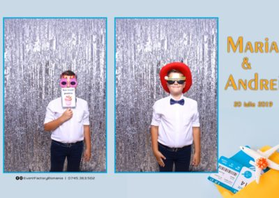 Cabina Foto Showtime - Magic Mirror -Nunta - Maria si Andrei - Restaurant Premier Ballroom Curtea de Arges - Event Factory (9)