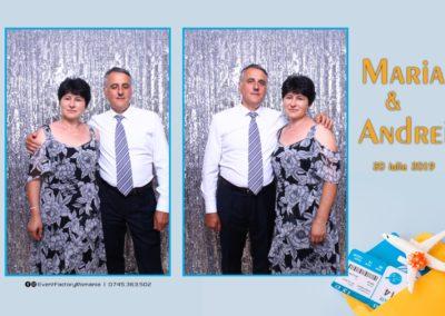 Cabina Foto Showtime - Magic Mirror -Nunta - Maria si Andrei - Restaurant Premier Ballroom Curtea de Arges - Event Factory (91)