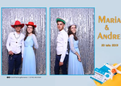 Cabina Foto Showtime - Magic Mirror -Nunta - Maria si Andrei - Restaurant Premier Ballroom Curtea de Arges - Event Factory (94)