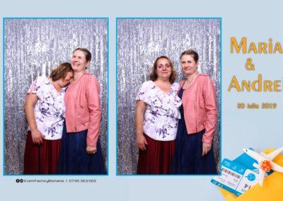 Cabina Foto Showtime - Magic Mirror -Nunta - Maria si Andrei - Restaurant Premier Ballroom Curtea de Arges - Event Factory (95)