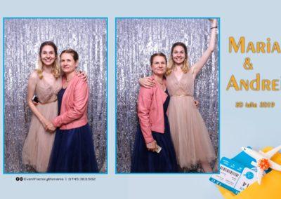 Cabina Foto Showtime - Magic Mirror -Nunta - Maria si Andrei - Restaurant Premier Ballroom Curtea de Arges - Event Factory (96)