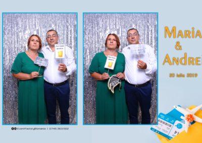 Cabina Foto Showtime - Magic Mirror -Nunta - Maria si Andrei - Restaurant Premier Ballroom Curtea de Arges - Event Factory (98)