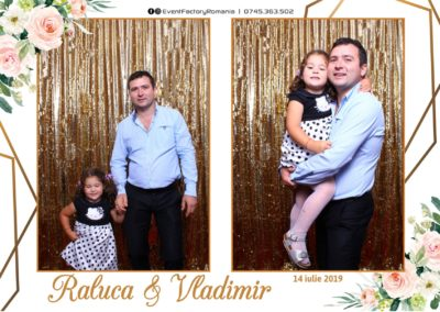 Cabina Foto Showtime - Magic Mirror -Nunta - Raluca si Vladimir - Restaurant Ok Ballroom Ramnicu Valcea - Event Factory (1)