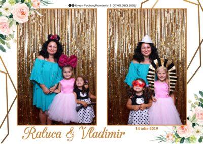 Cabina Foto Showtime - Magic Mirror -Nunta - Raluca si Vladimir - Restaurant Ok Ballroom Ramnicu Valcea - Event Factory (10)