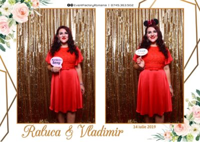 Cabina Foto Showtime - Magic Mirror -Nunta - Raluca si Vladimir - Restaurant Ok Ballroom Ramnicu Valcea - Event Factory (11)
