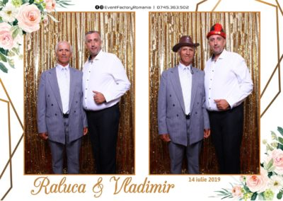 Cabina Foto Showtime - Magic Mirror -Nunta - Raluca si Vladimir - Restaurant Ok Ballroom Ramnicu Valcea - Event Factory (12)