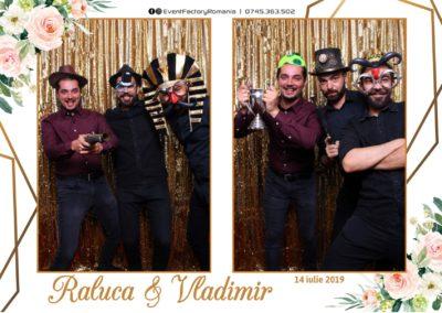 Cabina Foto Showtime - Magic Mirror -Nunta - Raluca si Vladimir - Restaurant Ok Ballroom Ramnicu Valcea - Event Factory (13)