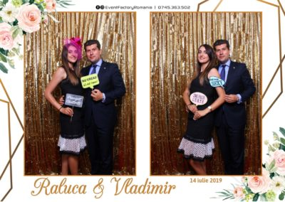Cabina Foto Showtime - Magic Mirror -Nunta - Raluca si Vladimir - Restaurant Ok Ballroom Ramnicu Valcea - Event Factory (14)