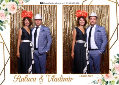 Cabina Foto Showtime - Magic Mirror -Nunta - Raluca si Vladimir - Restaurant Ok Ballroom Ramnicu Valcea - Event Factory (15)
