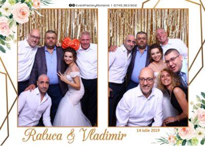 Cabina Foto Showtime - Magic Mirror -Nunta - Raluca si Vladimir - Restaurant Ok Ballroom Ramnicu Valcea - Event Factory (16)