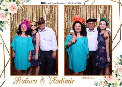 Cabina Foto Showtime - Magic Mirror -Nunta - Raluca si Vladimir - Restaurant Ok Ballroom Ramnicu Valcea - Event Factory (17)