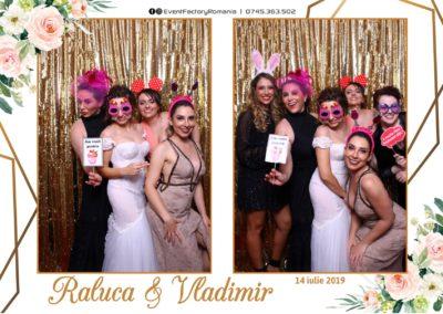 Cabina Foto Showtime - Magic Mirror -Nunta - Raluca si Vladimir - Restaurant Ok Ballroom Ramnicu Valcea - Event Factory (18)