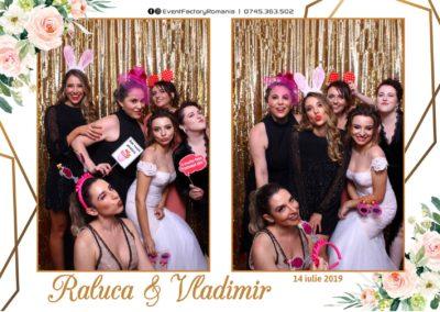 Cabina Foto Showtime - Magic Mirror -Nunta - Raluca si Vladimir - Restaurant Ok Ballroom Ramnicu Valcea - Event Factory (19)