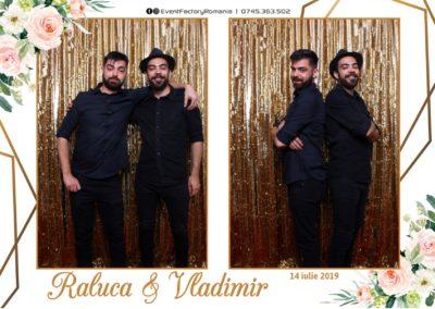 Cabina Foto Showtime - Magic Mirror -Nunta - Raluca si Vladimir - Restaurant Ok Ballroom Ramnicu Valcea - Event Factory (2)