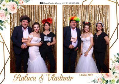Cabina Foto Showtime - Magic Mirror -Nunta - Raluca si Vladimir - Restaurant Ok Ballroom Ramnicu Valcea - Event Factory (20)