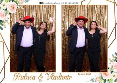 Cabina Foto Showtime - Magic Mirror -Nunta - Raluca si Vladimir - Restaurant Ok Ballroom Ramnicu Valcea - Event Factory (21)