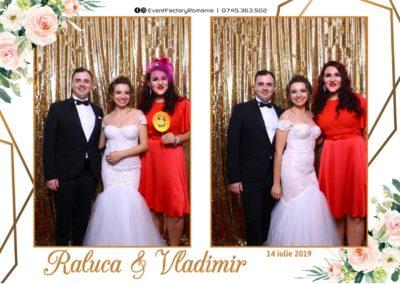 Cabina Foto Showtime - Magic Mirror -Nunta - Raluca si Vladimir - Restaurant Ok Ballroom Ramnicu Valcea - Event Factory (22)