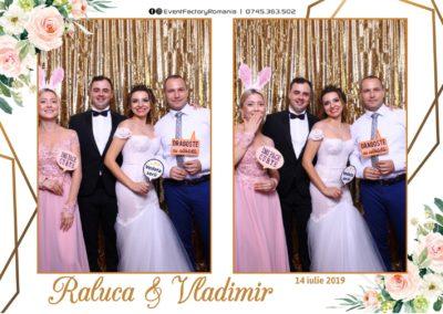 Cabina Foto Showtime - Magic Mirror -Nunta - Raluca si Vladimir - Restaurant Ok Ballroom Ramnicu Valcea - Event Factory (23)