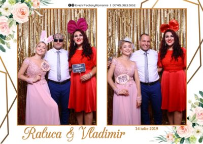 Cabina Foto Showtime - Magic Mirror -Nunta - Raluca si Vladimir - Restaurant Ok Ballroom Ramnicu Valcea - Event Factory (24)