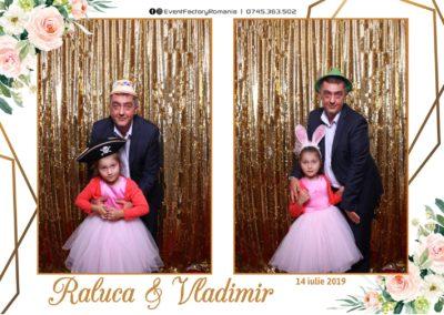 Cabina Foto Showtime - Magic Mirror -Nunta - Raluca si Vladimir - Restaurant Ok Ballroom Ramnicu Valcea - Event Factory (25)