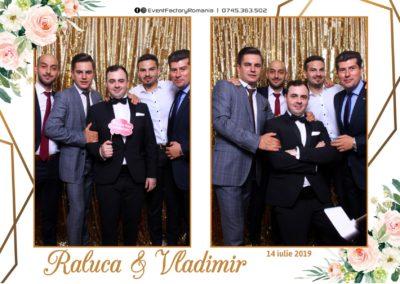 Cabina Foto Showtime - Magic Mirror -Nunta - Raluca si Vladimir - Restaurant Ok Ballroom Ramnicu Valcea - Event Factory (27)