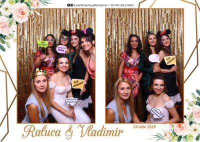 Cabina Foto Showtime - Magic Mirror -Nunta - Raluca si Vladimir - Restaurant Ok Ballroom Ramnicu Valcea - Event Factory (28)