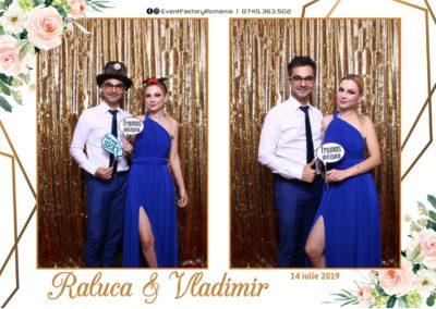 Cabina Foto Showtime - Magic Mirror -Nunta - Raluca si Vladimir - Restaurant Ok Ballroom Ramnicu Valcea - Event Factory (29)
