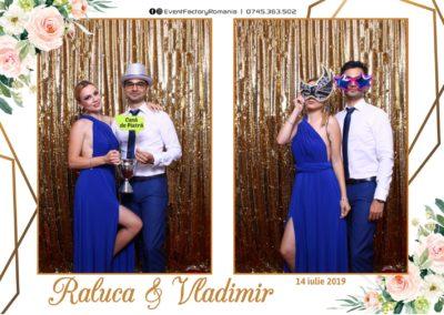 Cabina Foto Showtime - Magic Mirror -Nunta - Raluca si Vladimir - Restaurant Ok Ballroom Ramnicu Valcea - Event Factory (30)