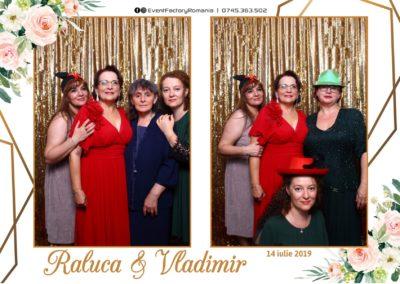 Cabina Foto Showtime - Magic Mirror -Nunta - Raluca si Vladimir - Restaurant Ok Ballroom Ramnicu Valcea - Event Factory (31)