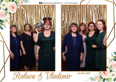 Cabina Foto Showtime - Magic Mirror -Nunta - Raluca si Vladimir - Restaurant Ok Ballroom Ramnicu Valcea - Event Factory (32)