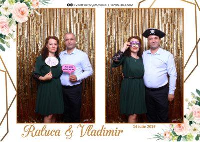 Cabina Foto Showtime - Magic Mirror -Nunta - Raluca si Vladimir - Restaurant Ok Ballroom Ramnicu Valcea - Event Factory (33)