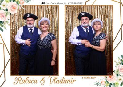 Cabina Foto Showtime - Magic Mirror -Nunta - Raluca si Vladimir - Restaurant Ok Ballroom Ramnicu Valcea - Event Factory (34)