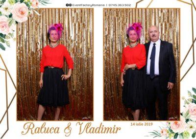 Cabina Foto Showtime - Magic Mirror -Nunta - Raluca si Vladimir - Restaurant Ok Ballroom Ramnicu Valcea - Event Factory (36)