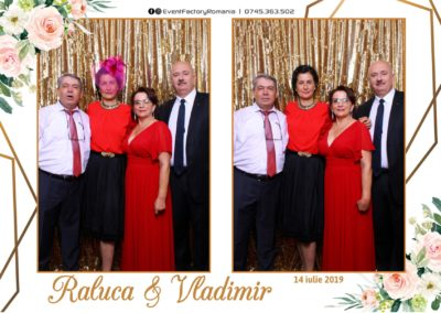 Cabina Foto Showtime - Magic Mirror -Nunta - Raluca si Vladimir - Restaurant Ok Ballroom Ramnicu Valcea - Event Factory (37)