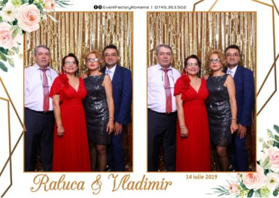 Cabina Foto Showtime - Magic Mirror -Nunta - Raluca si Vladimir - Restaurant Ok Ballroom Ramnicu Valcea - Event Factory (38)