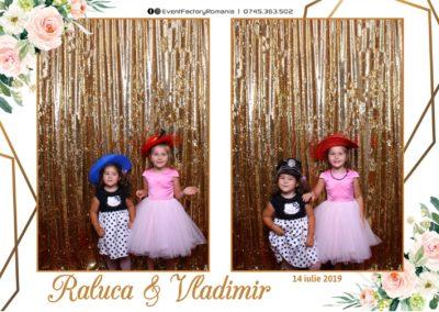 Cabina Foto Showtime - Magic Mirror -Nunta - Raluca si Vladimir - Restaurant Ok Ballroom Ramnicu Valcea - Event Factory (4)
