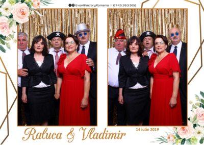 Cabina Foto Showtime - Magic Mirror -Nunta - Raluca si Vladimir - Restaurant Ok Ballroom Ramnicu Valcea - Event Factory (40)