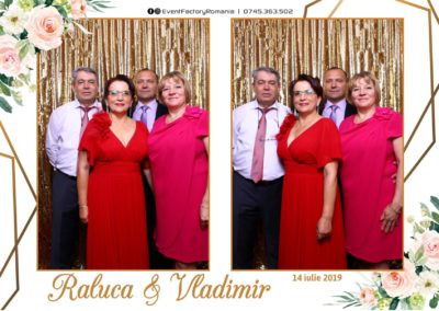 Cabina Foto Showtime - Magic Mirror -Nunta - Raluca si Vladimir - Restaurant Ok Ballroom Ramnicu Valcea - Event Factory (41)